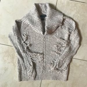 Inc international concepts cowl neck sweater small